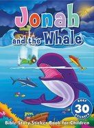 Bible Story Sticker Book For Children: Jonah And The Whale image