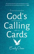 God's Calling Cards image