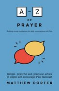 A-z Of Prayer (Ebook) image