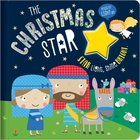 The Christmas Star: Flashing-light Book image