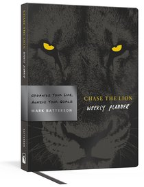 Product: Chase The Lion Weekly Planner Image