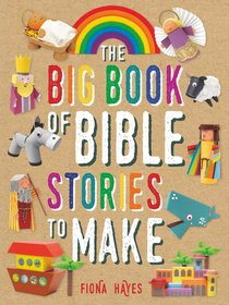 Product: Big Book Of Bible Stories To Make, The Image