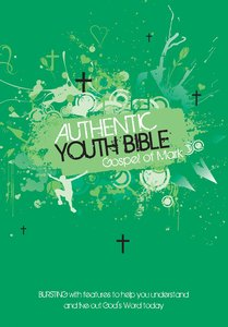 Product: Erv Authentic Youth Bible Gospel Of Mark Image