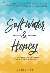 Product: Salt Water And Honey Image