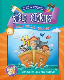 Product: Read & Colour Bible Stories From The Old Testament Image