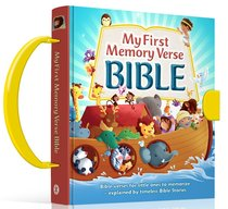 Product: My First Memory Verse Bible Image
