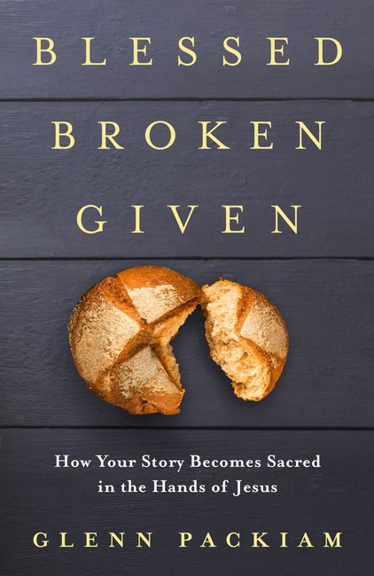 Product: Blessed Broken Given Image