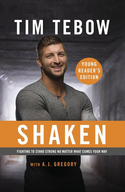 Product: Shaken: Young Reader's Edition Image