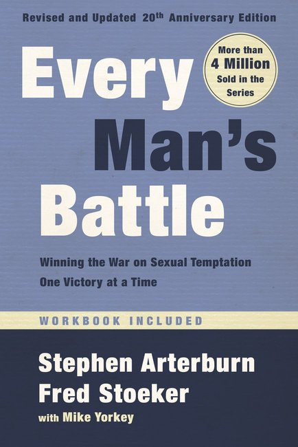 Product: Every Man's Battle, Revised And Updated 20th Anniversary Edition Image