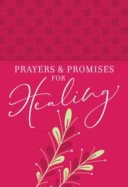 Product: Prayers & Promises For Healing Image