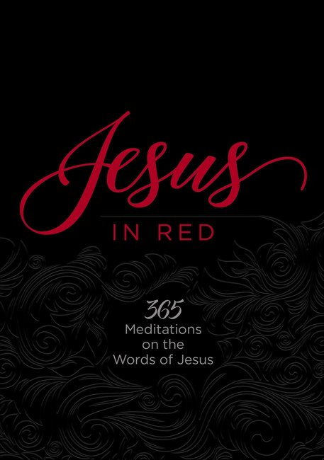 Product: Jesus In Red Image