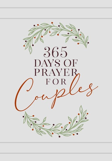 Product: 365 Days Of Prayer For Couples Image