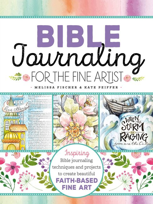Product: Bible Journaling For The Fine Artist Image