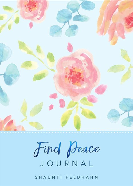 Product: Find Peace Journal Image