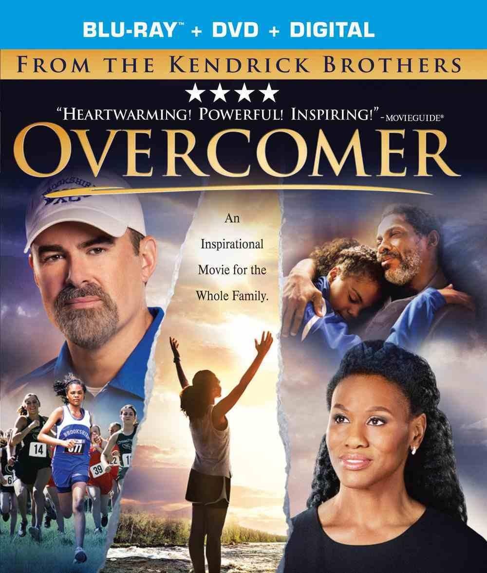 Overcomer (Blu-ray) Blu-ray Disc