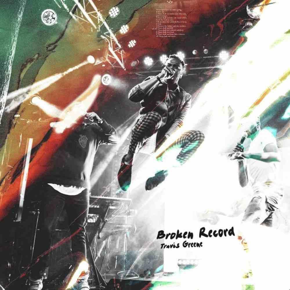 Broken Record CD