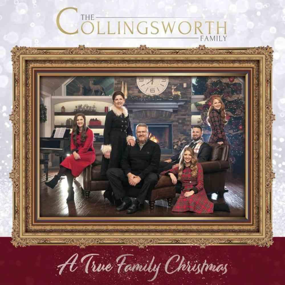 True Family Christmas CD