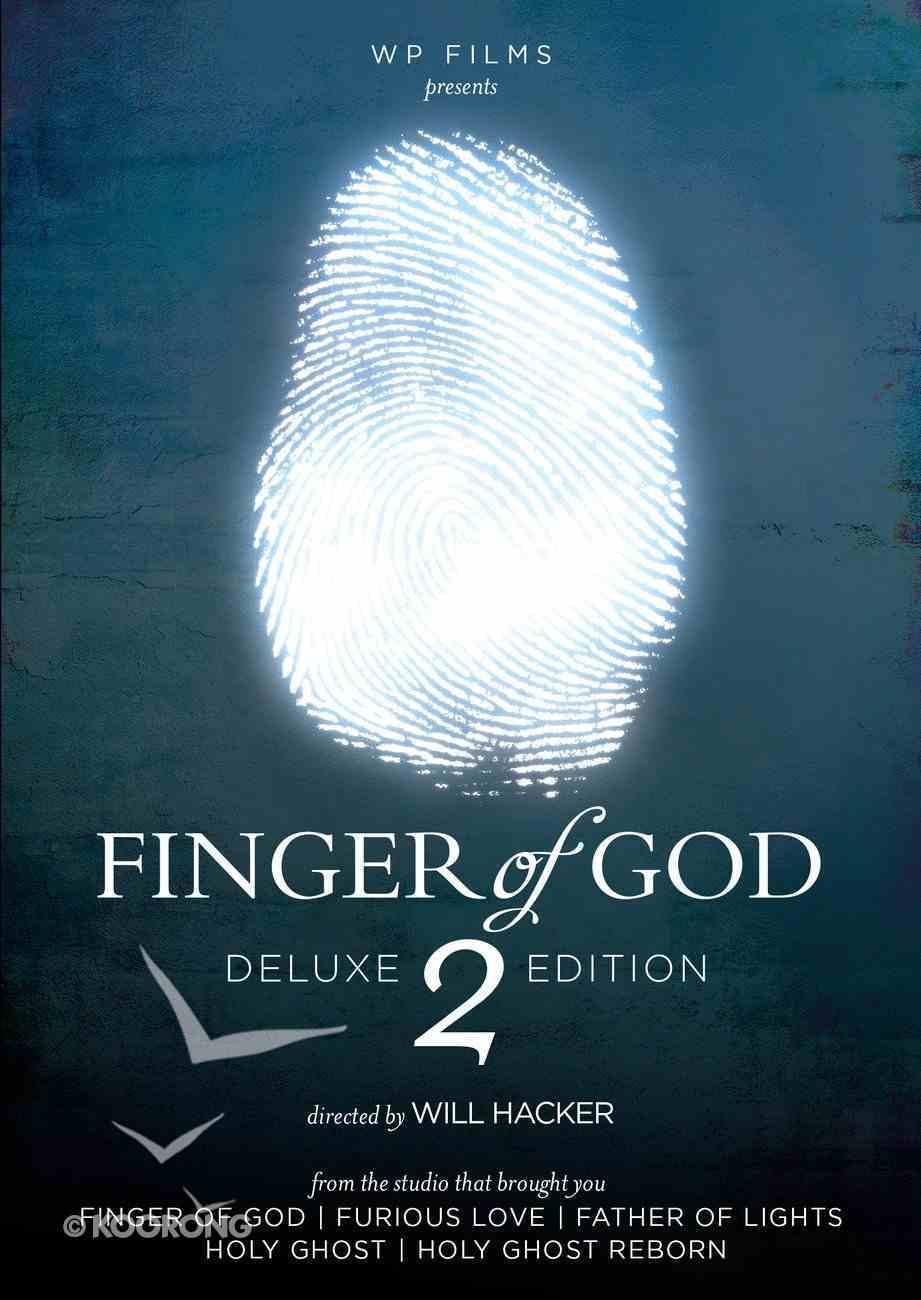 Finger of God 2 Deluxe Ed (3 Discs) DVD