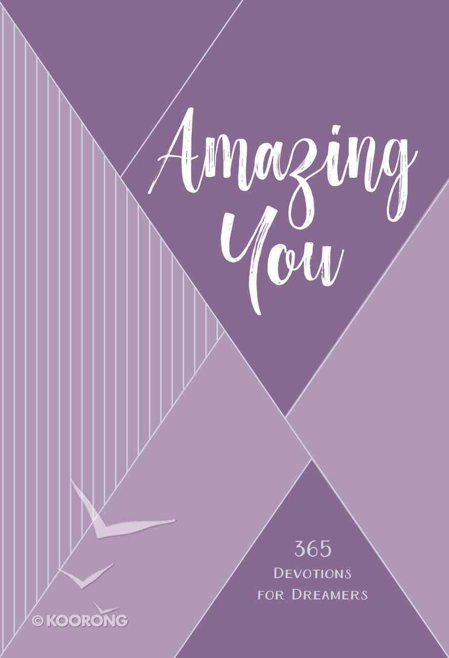 Amazing You: 365 Devotions For Dreamers Imitation Leather
