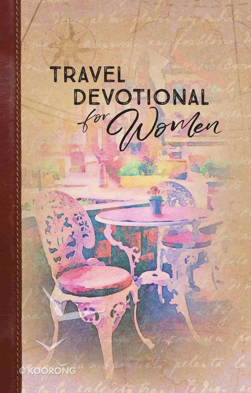 Travel Devotional For Women Hardback