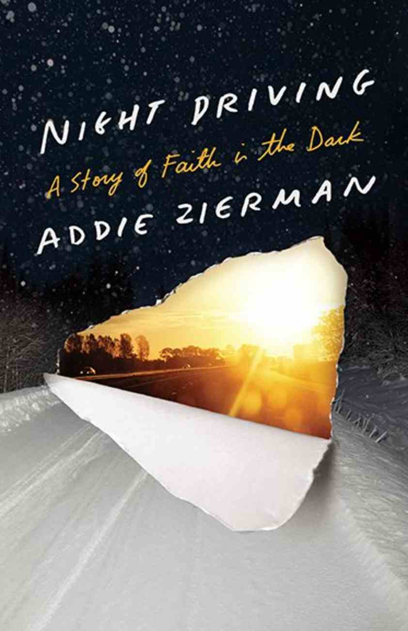 Night Driving Paperback