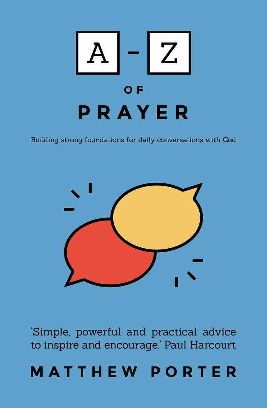 A-Z of Prayer eBook
