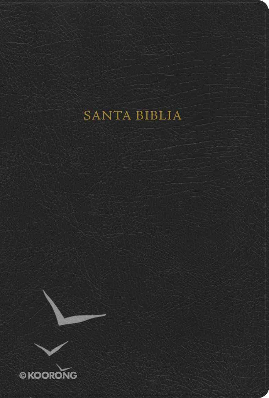 Nueva Biblia De Estudio Scofield Negro (Red Letter Edition) (New Scofield Study Bible Black) Bonded Leather