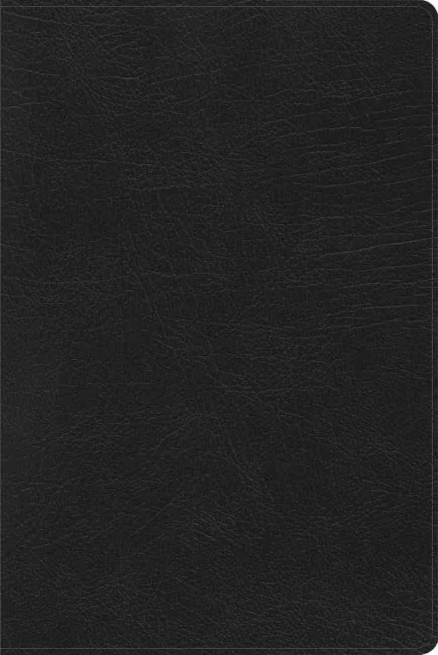 Rvr 1960 Biblia De Estudio Arco Iris Negro Con Indice Imitation Leather