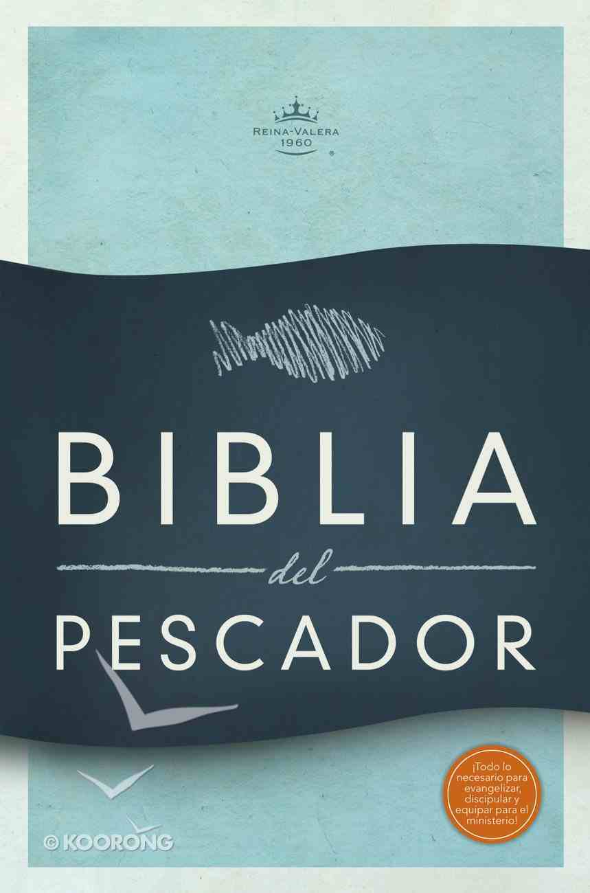 Biblia Del Pescador-Rvr 1960 Paperback