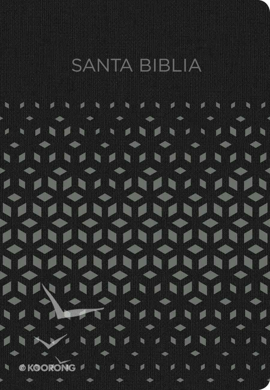 Rvr 1960 Biblia Para Regalos Y Premios Negro (Red Letter Edition) (Black) Imitation Leather