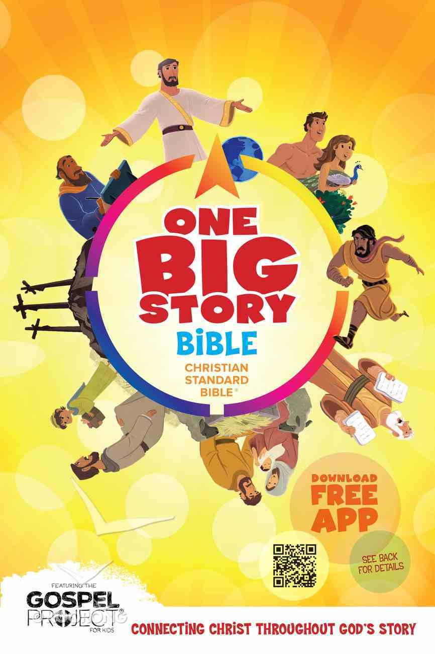 CSB One Big Story Bible Hardback