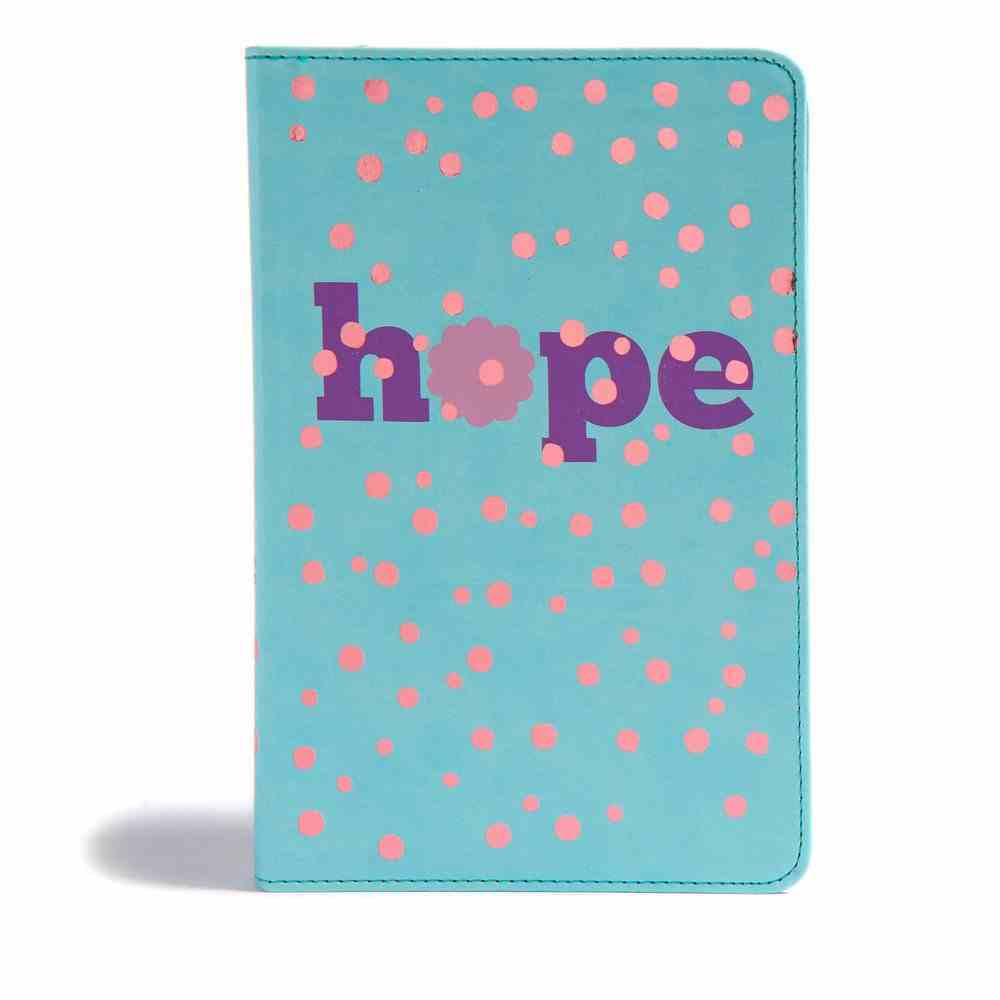 CSB Kids Bible Hope Red Letter Edition Imitation Leather