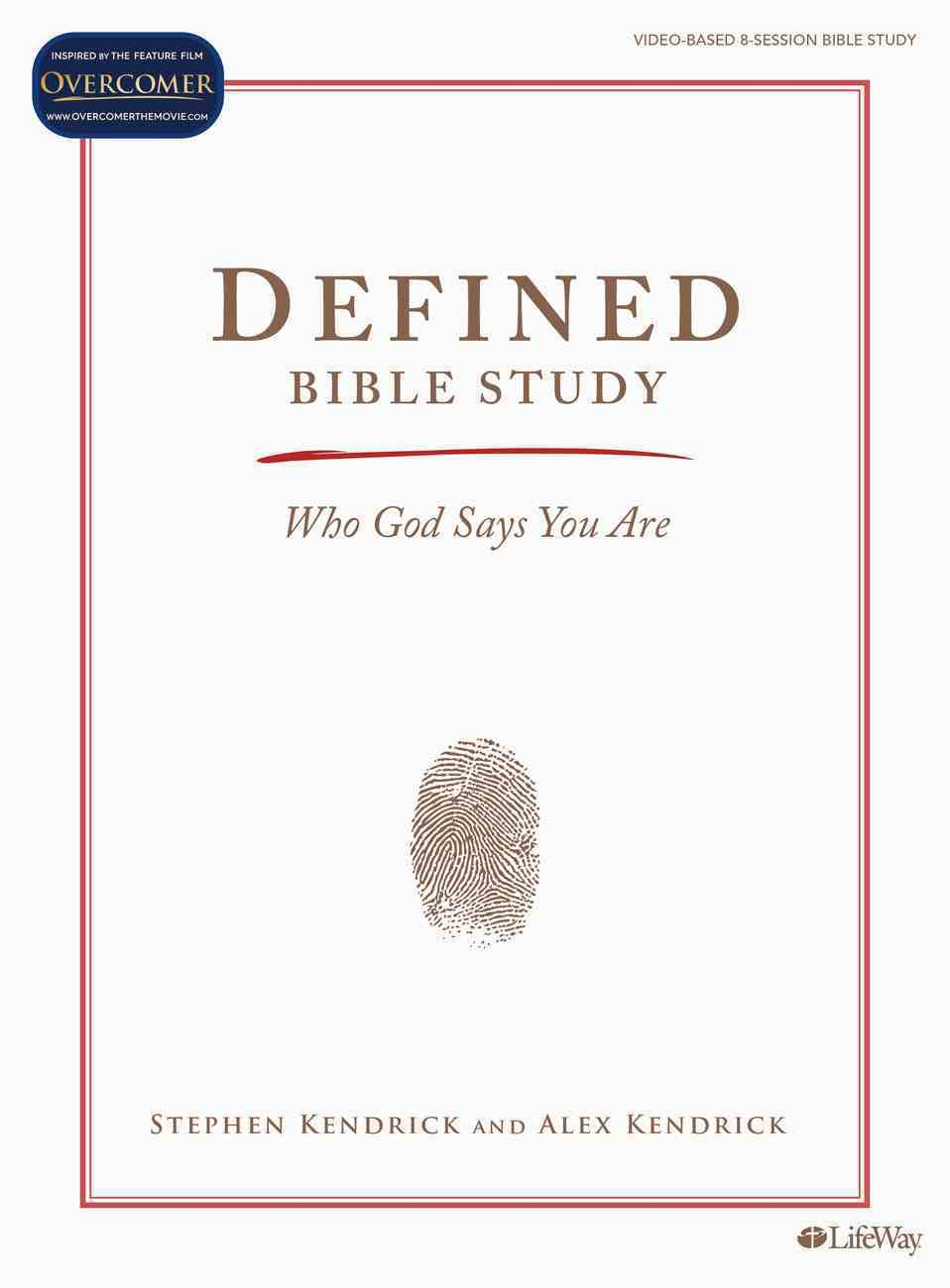 Defined (Bible Study Book) Paperback