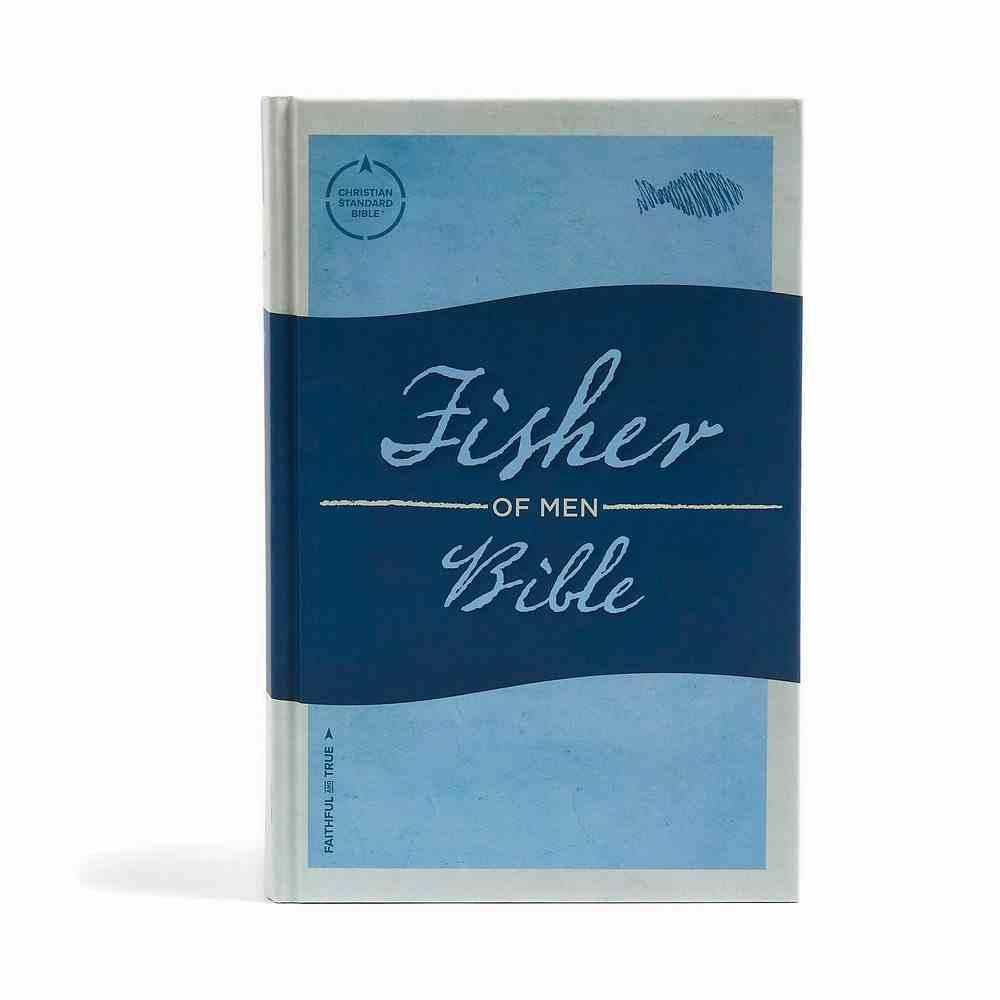 CSB Fisher of Men Bible Hardback