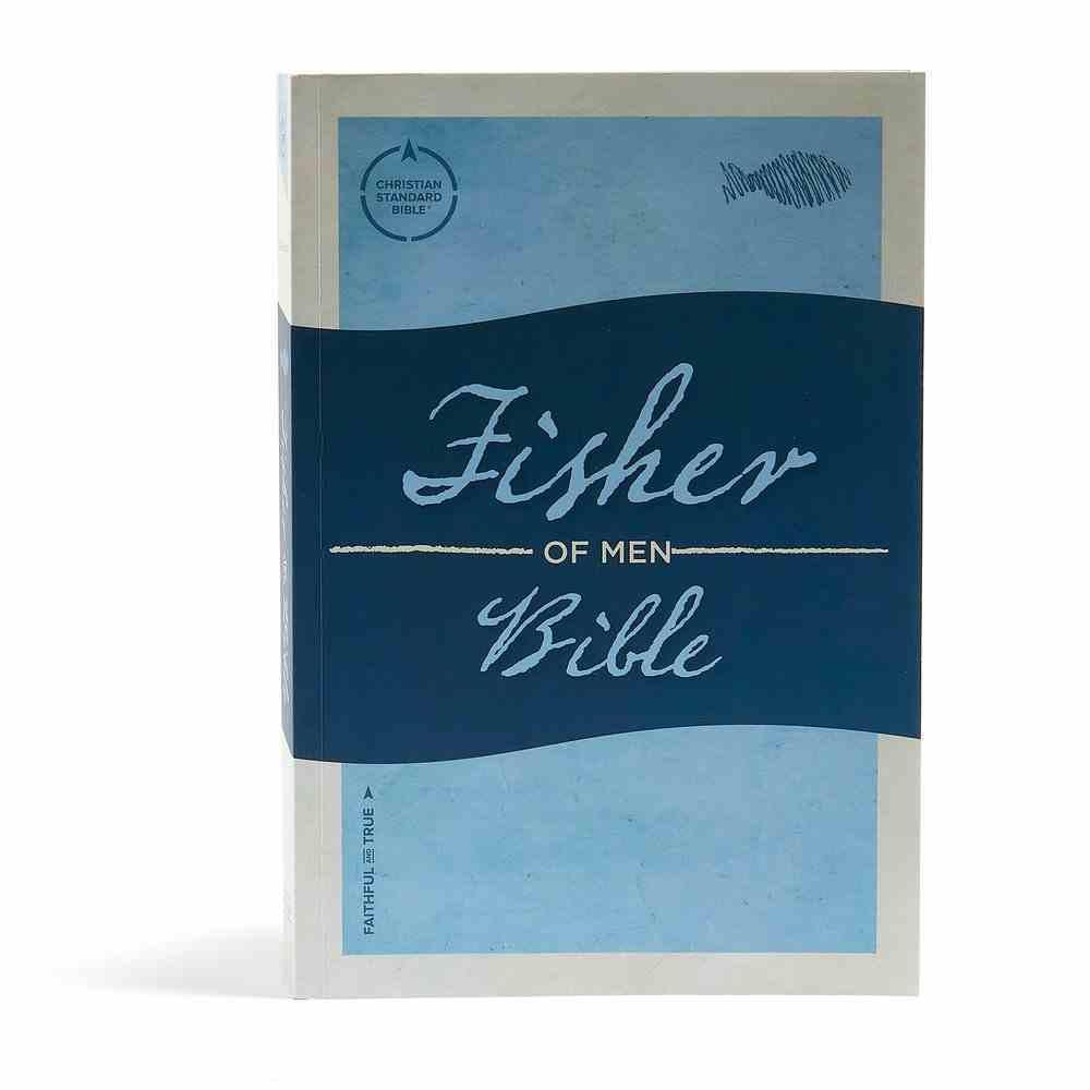 CSB Fisher of Men Bible Paperback