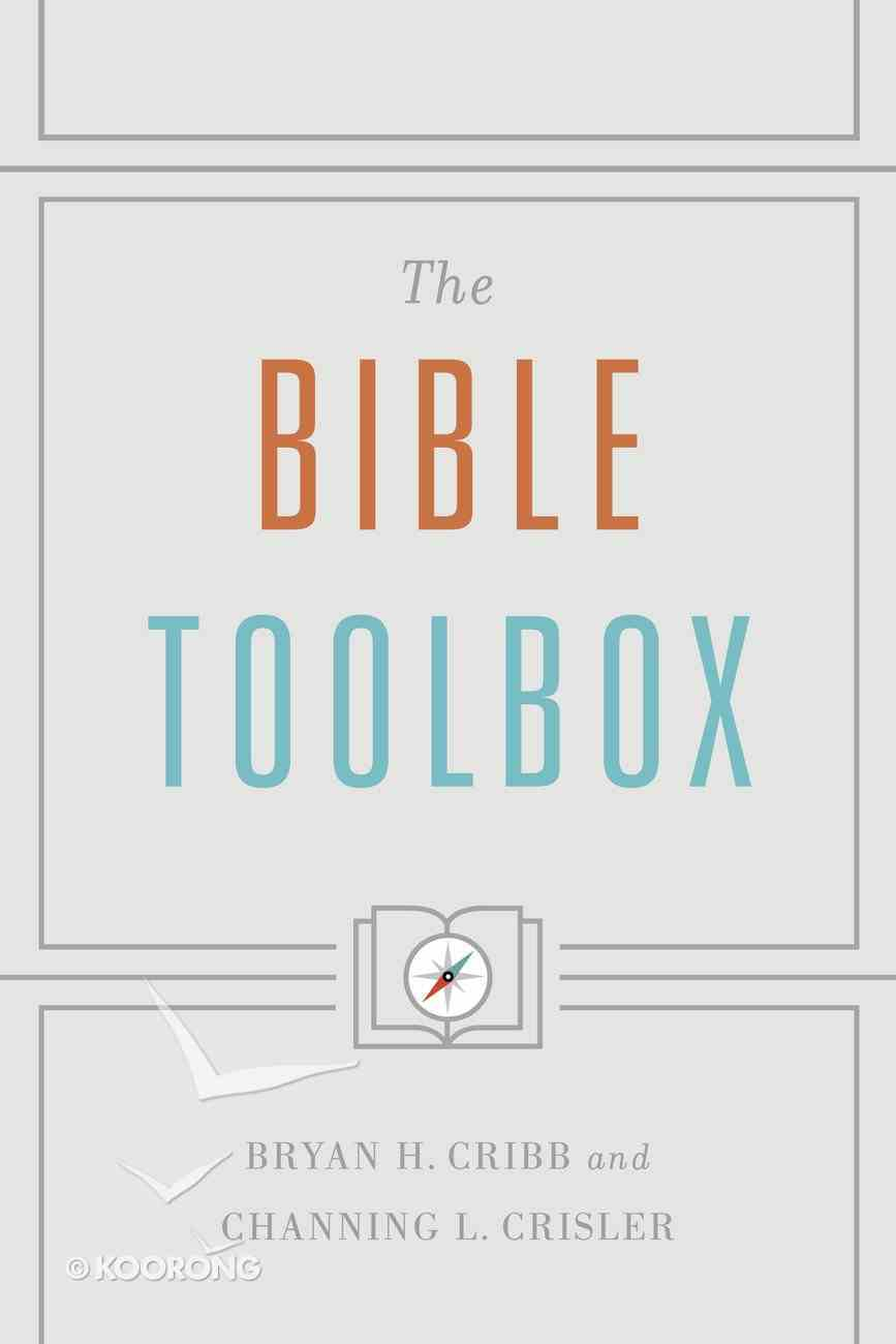 The Bible Toolbox Paperback