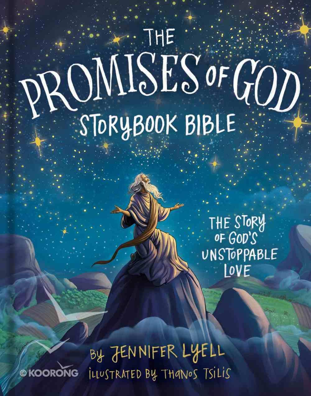 The Promises of God Bible Storybook Hardback