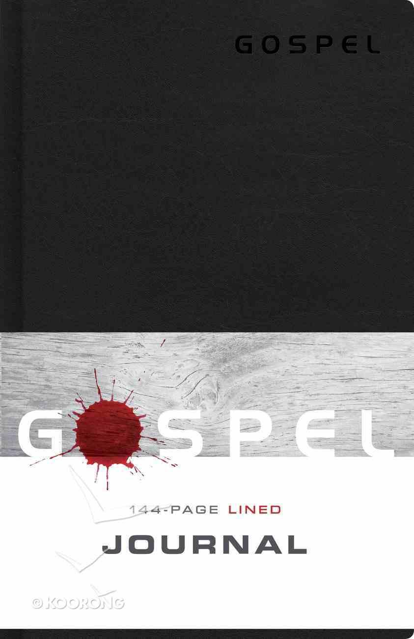 Journal: Gospel Journal Bonded Leather