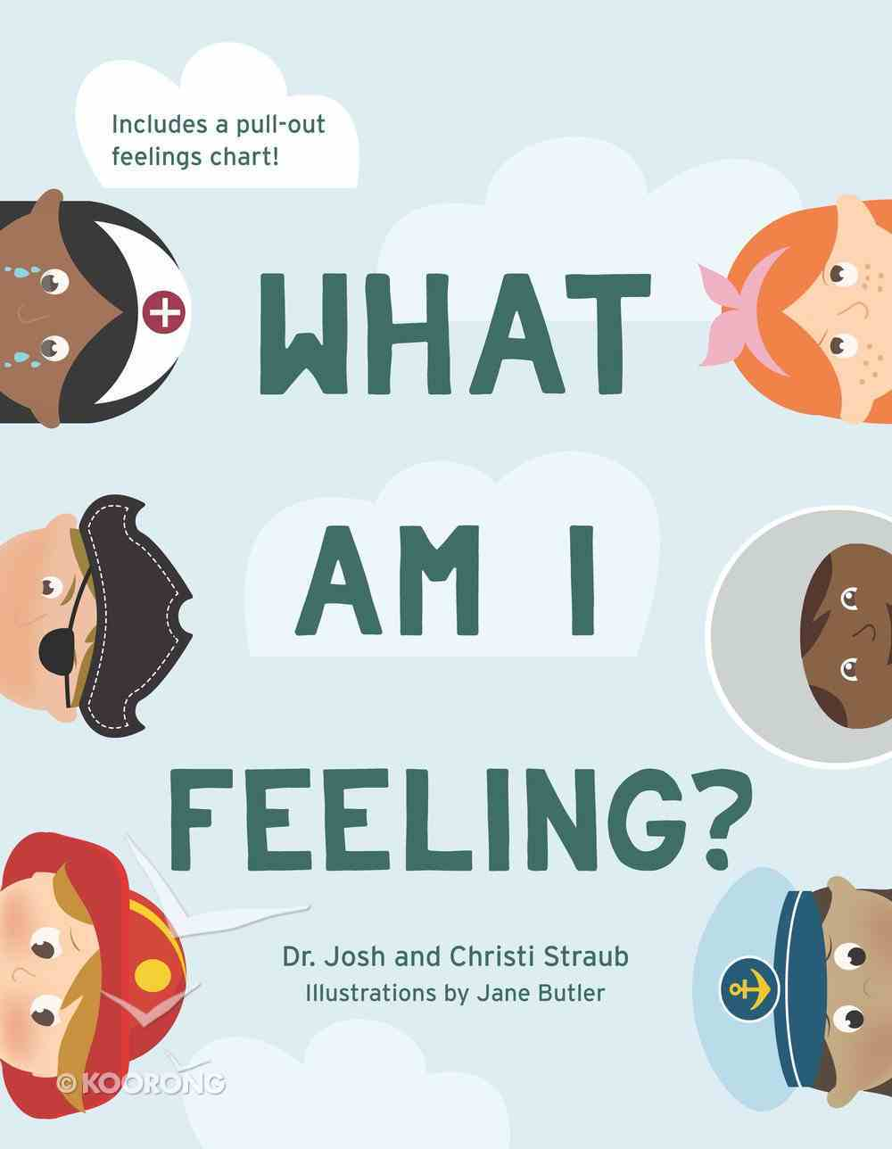 What Am I Feeling? Hardback