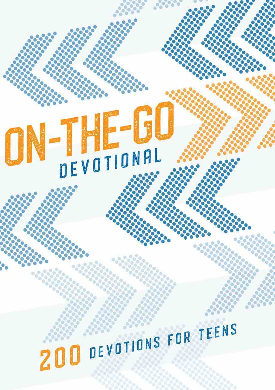 On-The-Go Devotional Paperback