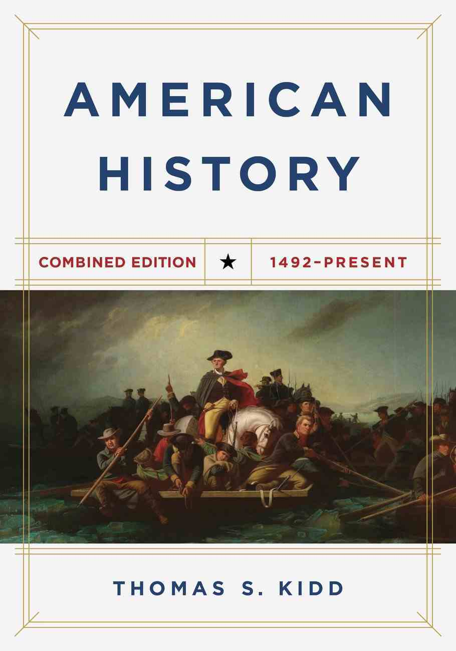 American History, Combined Edition 1492-Present Paperback