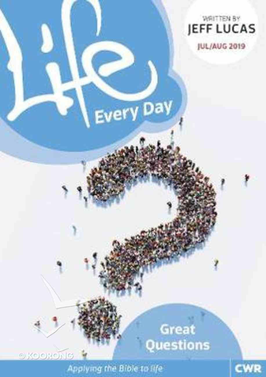Loled 2019 #04: Jul-Aug (Lucas On Life Every Day) Magazine