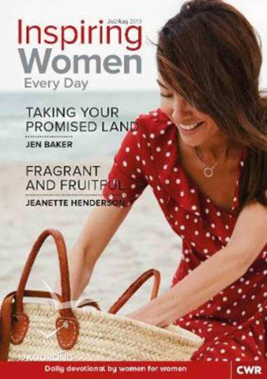 Inspiring Women 2019 #04: Jul-Aug Magazine