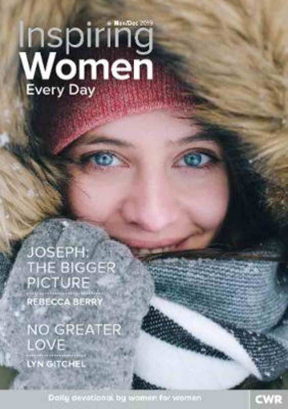 Inspiring Women 2019 #06: Nov-Dec Magazine