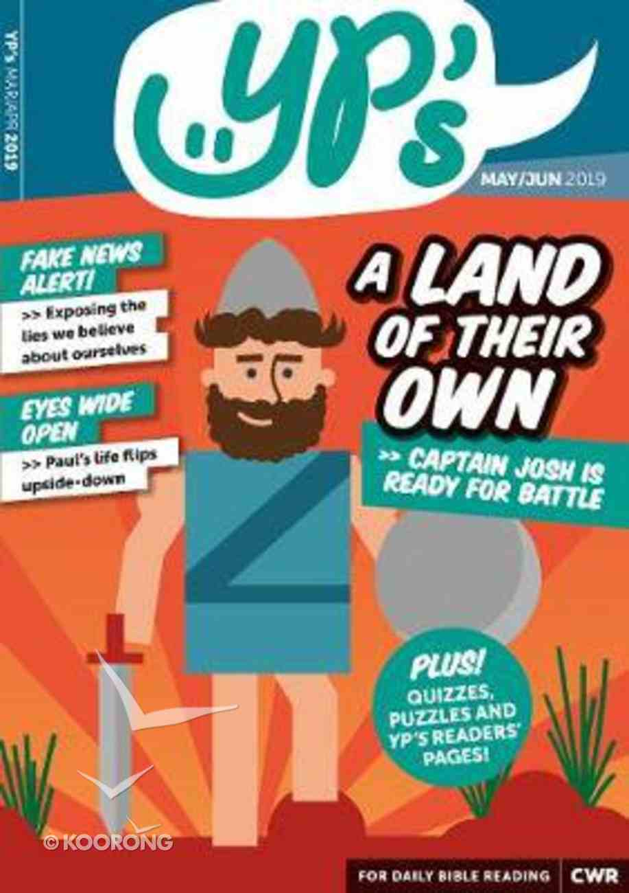 EDWJ: Yp's 2019 #03: May-Jun (Ages 11-14) Magazine