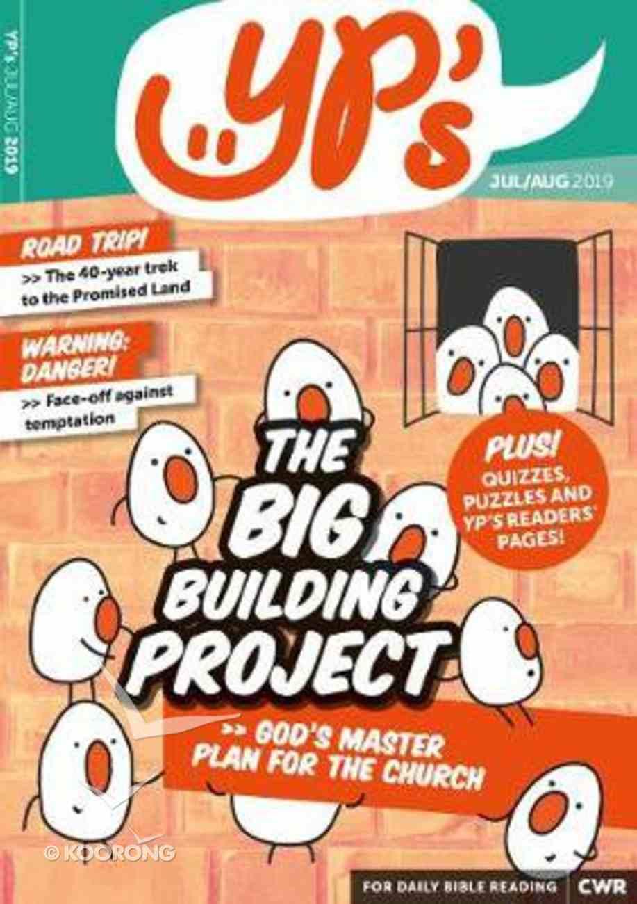 EDWJ: Yp's 2019 #04: Jul-Aug (Ages 11-14) Magazine