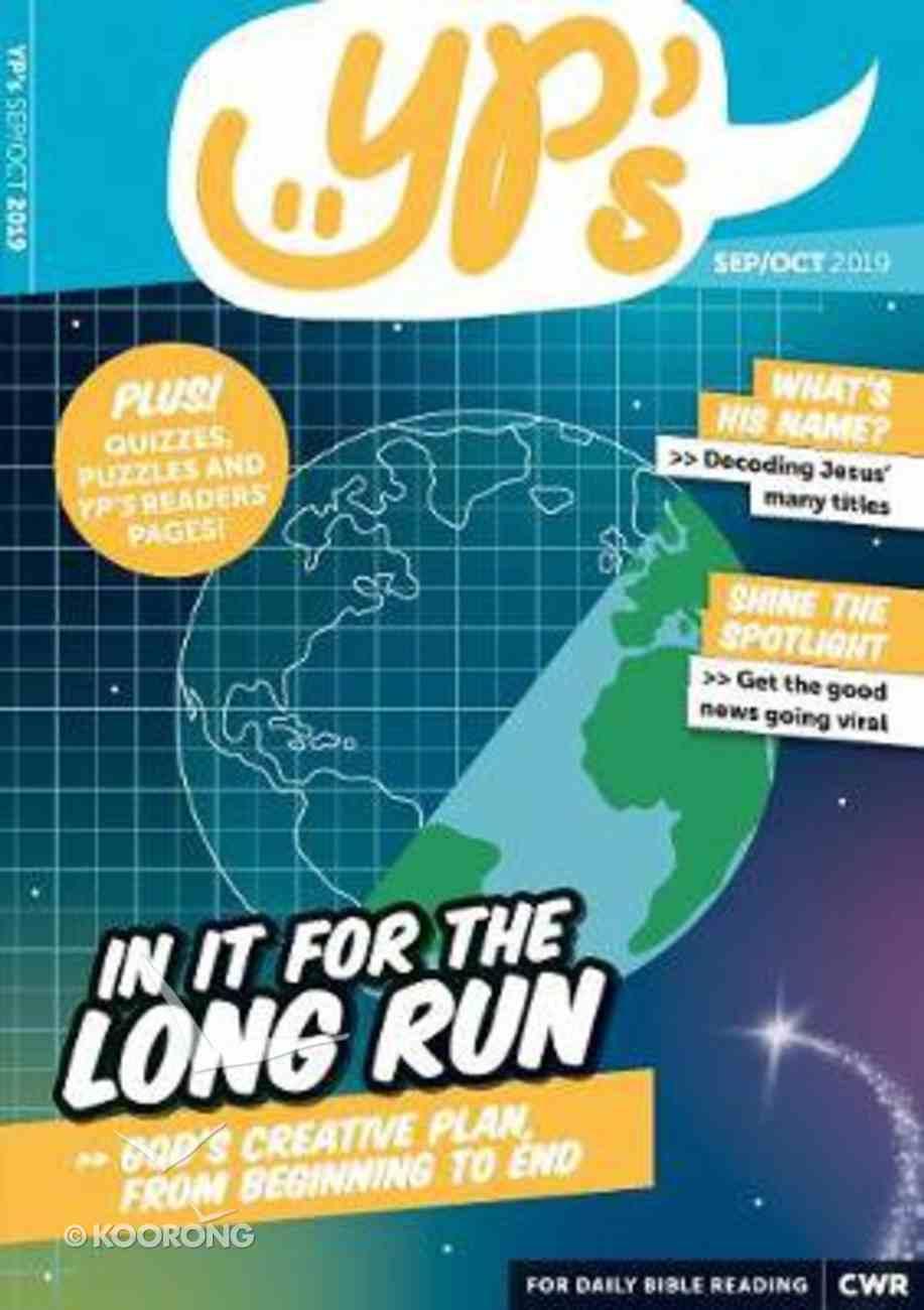 EDWJ: Yp's 2019 #05: Sep-Oct (Ages 11-14) Magazine