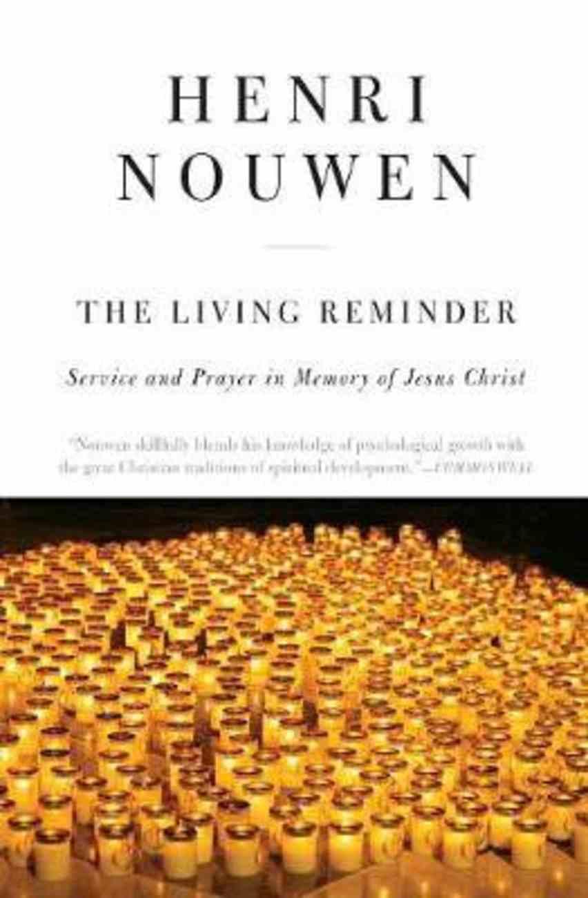 The Living Reminder Paperback