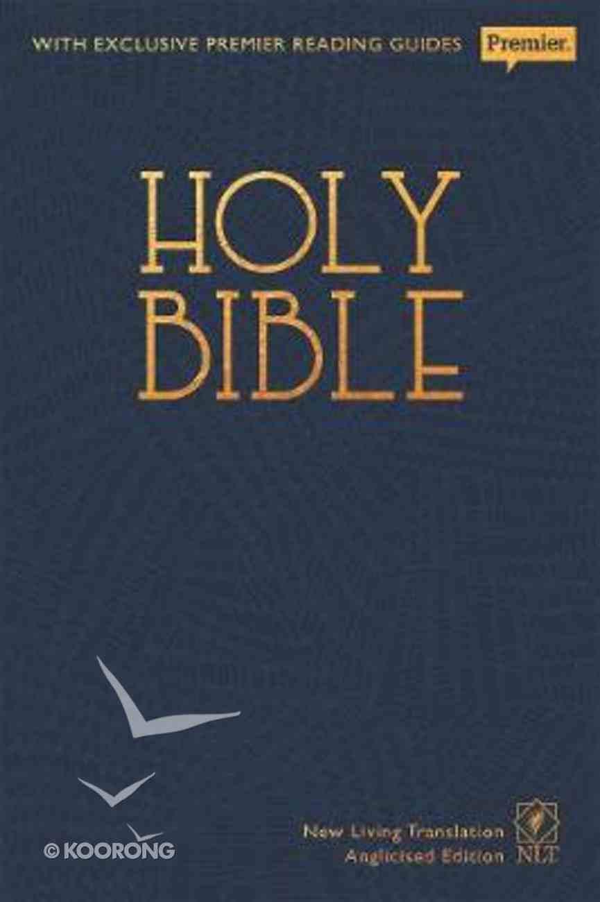 NLT Holy Bible Premier Anglicized Edition Hardback