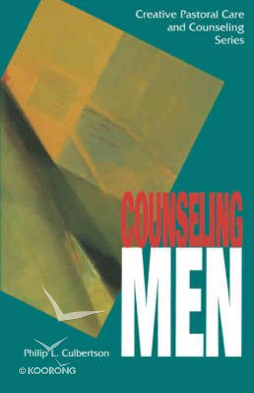 Counseling Men Paperback